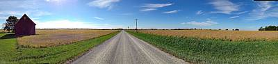 Photograph - Illinois Landscape  by Photography by Tiwago