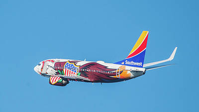 Photograph - Illinois One Departing Dca by Jeff at JSJ Photography