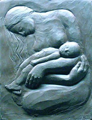 Sculpture - Illness by Deborah Dendler