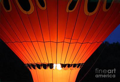 Photograph - Illumination by Karen Adams