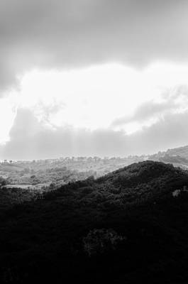 Photograph - Illumination Theory - Italian Landscape by Andrea Mazzocchetti