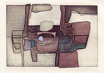 Illusion I Art Print by Agnese Kurzemniece