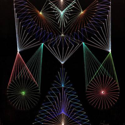 Geometrical Photograph - Illusion by Sumit Mehndiratta