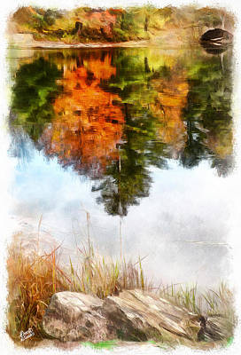 Digital Art - Illusions by JGracey Stinson