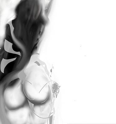 Digital Art - Illustration by Grant Wilson