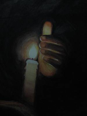 Painting - Ilumina Mundi by SAIGON De Manila