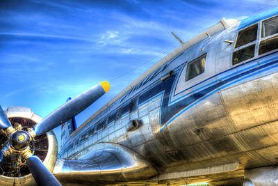Ilyushin Photograph - Ilyushin Il-14 Aircraft by David Pyatt