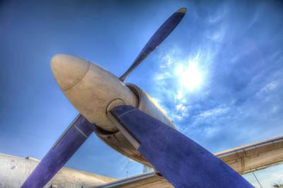 Photograph - Ilyushin Il-18 Turboprop  by David Pyatt