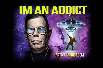 Im An Addict Original by Wired Digital