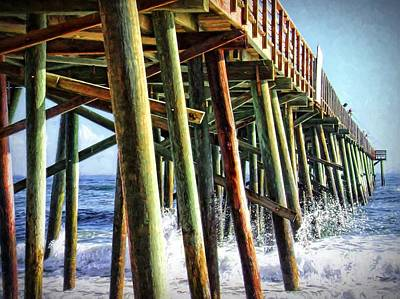Photograph - I'm At The Pier by Alice Gipson