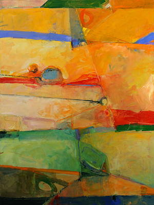 Painting - I'm In Corn  by Cliff Spohn
