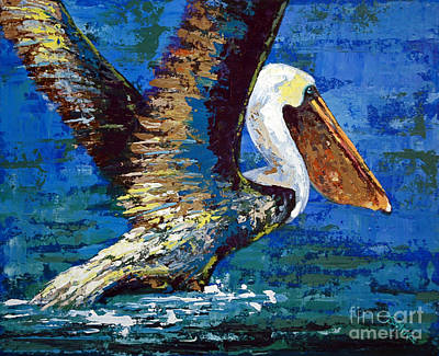 Painting - Im Outa Here by Suzanne McKee