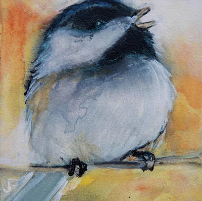 Painting - I'm Singing And I'm Singing 2 by Jani Freimann