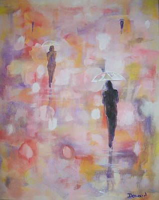 Painting - I'm Sorry by Raymond Doward