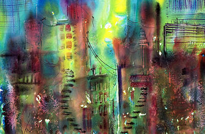 Imaginary City Original