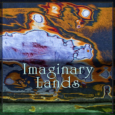 Digital Art - Imaginary Lands by Becky Titus