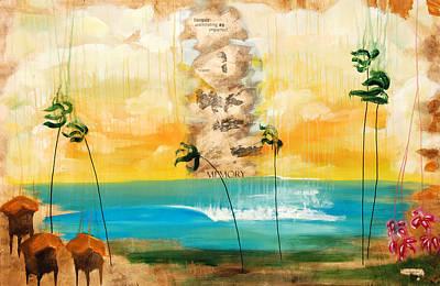 Imagine Assimilating Art Print by Nathan Paul Gibbs