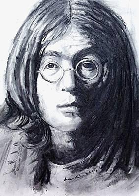 Drawing - Imagine  by Hae Kim