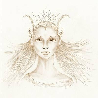 Imagine Art Print by K S Rankin