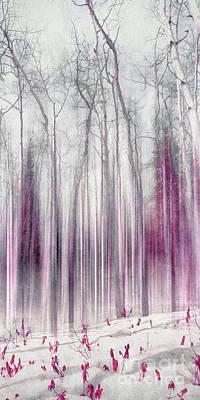 Imagine The Silence Art Print