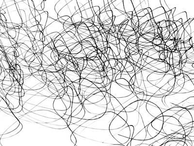 Drawing - Img_2 by John Emmett