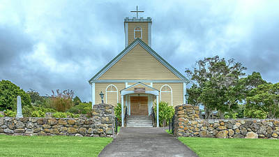 Photograph - Imiola Church by Susan Rissi Tregoning