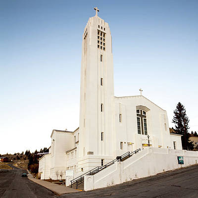 Photograph - Immaculate Conception Catholic Church by Fran Riley
