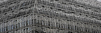 Photograph - Immeuble Des Bons Enfants Paris by Andrew Fare
