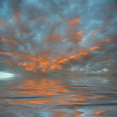 Dreamy Photograph - Impact by Jerry McElroy