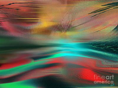 Digital Art - Impact 1 Series by Yul Olaivar