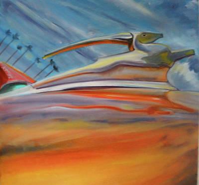Painting - Impala by Kaytee Esser