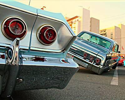 Impala Low-riders Art Print