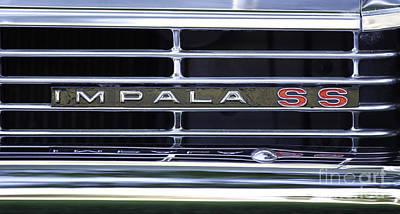 Photograph - Impala Ss by Richard Lynch