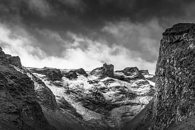 Photograph - Impass by Makk Black