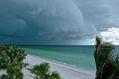 Photograph - Impending Summer Storm by Carol Bradley