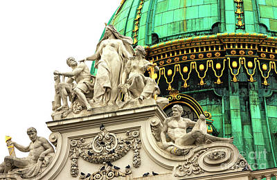 Photograph - Imperial Austria by John Rizzuto