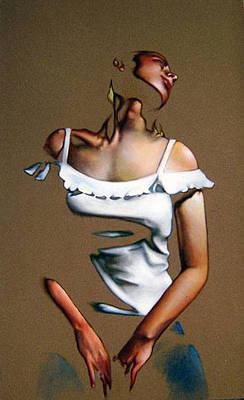 Painting - Impermanence by Greg Kuppinger