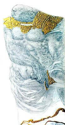 Imperor 2 Art Print by Valeriy Mavlo