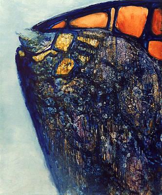 Painting - Imperor by Valeriy Mavlo