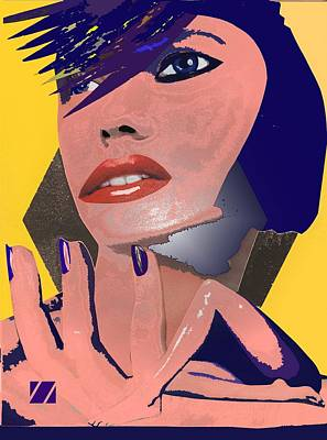 Impossible Dream Art Print by Sheila Mcdonald