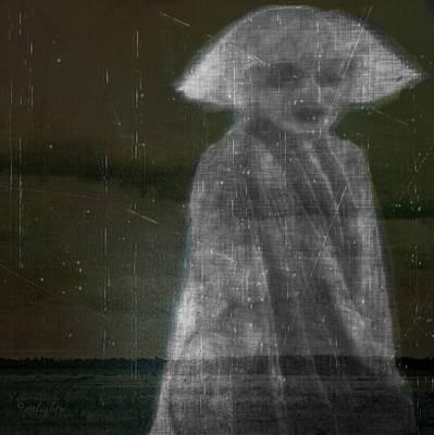 Digital Art - Impossible Human by Delight Worthyn