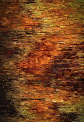 Photograph - Impressionist Autumn Colors  by Louis Ferreira