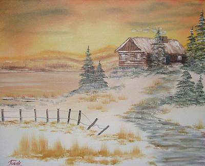 Impressions In Oil - 20 Art Print by Bill Turck