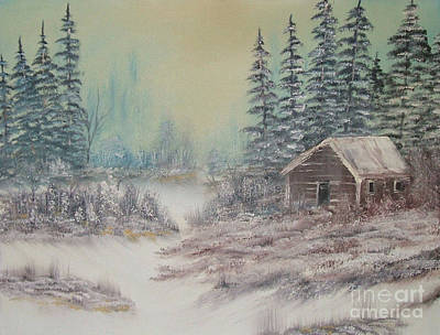 Wet On Wet Painting - Impressions In Oil - 7 by Bill Turck