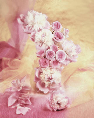 Pastel - Impressions Of Love by Georgiana Romanovna