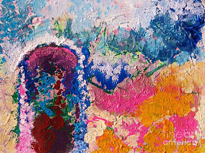 Painting - Impressions Of Spring by Sandra Silva