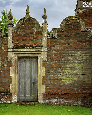 Photograph - Impressive Door by Jean Noren