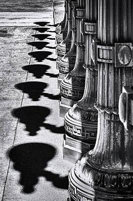 Photograph - Improvisational Light by Denise Dube