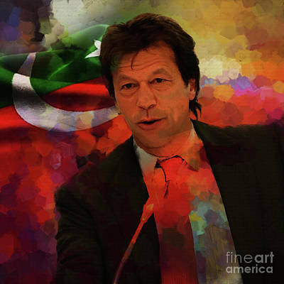 Imran Khan  Original by Gull G
