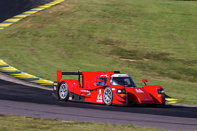 Photograph - Imsa Prototype #44 by Alan Raasch
